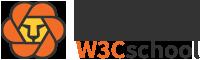 学编程,从w3cschool开始